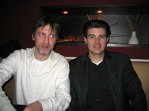 Iluminatus und Jens