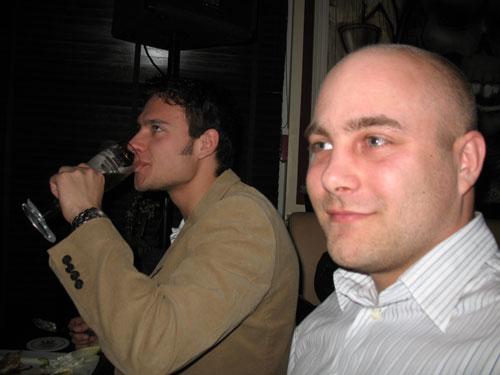 Alex und Phiro