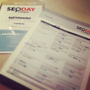 SEOday 2013 - Janina Köck