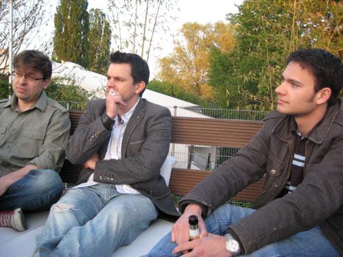 Loewenherz, Mediadonis und HappyHour