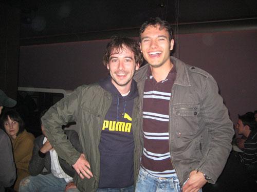 Dennis und Alex