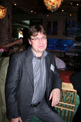 Loewenherz auf der OMClub-Party 2008