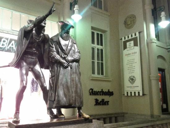 Mephisto Auerbachs Keller