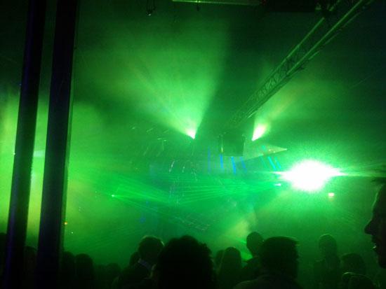 OMClub2011 Lasershow