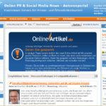 online artikel