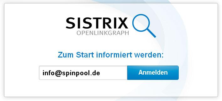 Sistrix Openlinkgraph
