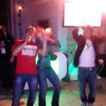 PubCon2011: ABBA-Industrial Karaoke mit Mediadonis, Ines und Loewenherz