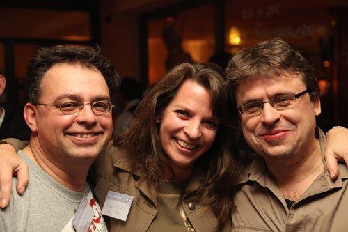 Robert Basic, Nicole Männl und Loewenherz