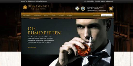 rum paradise