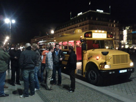 SEO Bus Berlin